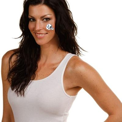 Indianapolis Colts 4-Pack Temporary Tattoos