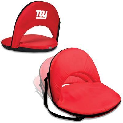 New York Giants Oniva Seat - Red