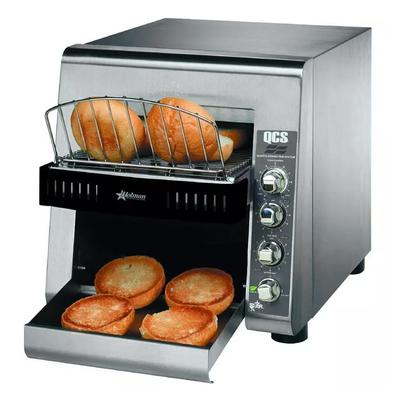 """Star QCS2-600H Conveyor Toaster - 600 Slices/hr w/ 3"""" Product Opening, 208v/1ph"""