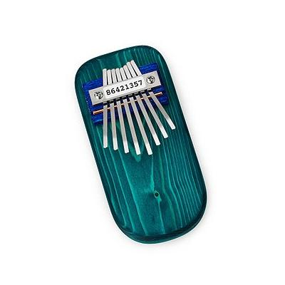 Emerald Thumb Piano