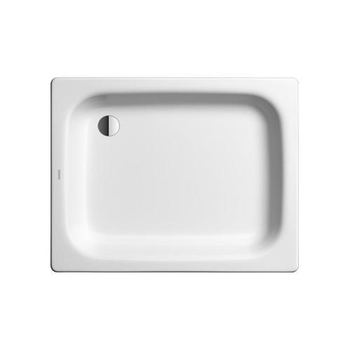 Kaldewei Sanidusch Rechteck-Duschwanne L: 90 B: 75 H: 14 cm weiß 331600010001