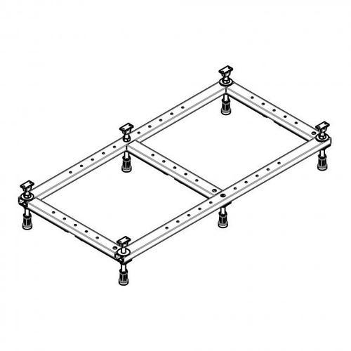 Hoesch Untergestell für Duschwanne L: 110 B: 100 bis L: 140 B: 100 cm 118975