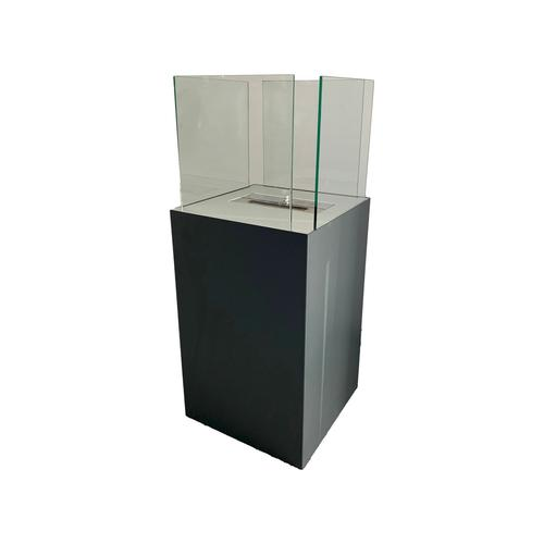 Bio-Ethanol Kamin Cubus 85,5 cm
