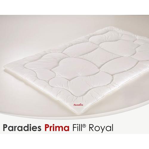 Paradies Prima Fill® Royal Decken Prima 200x200 cm 1740g