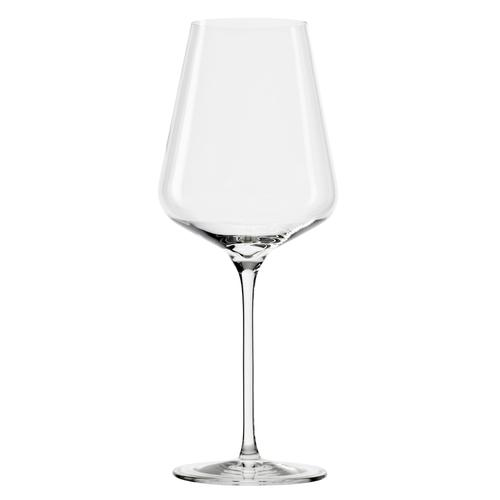 Stölzle Weinglas QUATROPHIL, (Set, 6 tlg.), 6-teilig farblos Kristallgläser Gläser Glaswaren Haushaltswaren