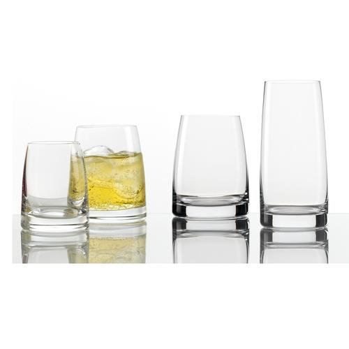 Stölzle Gläser-Set Exquisit, (Set, 6 tlg.), 6-teilig farblos Kristallgläser Gläser Glaswaren Haushaltswaren