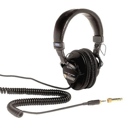 Sony MDR7506 Professional Headph...