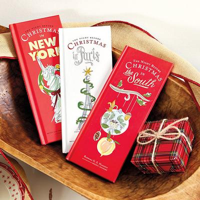 The Night Before Christmas Books - Ballard Designs