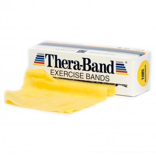 Thera-Band - Übungsband - Fitnessband Gr 12,8cm x 5,50m gelb