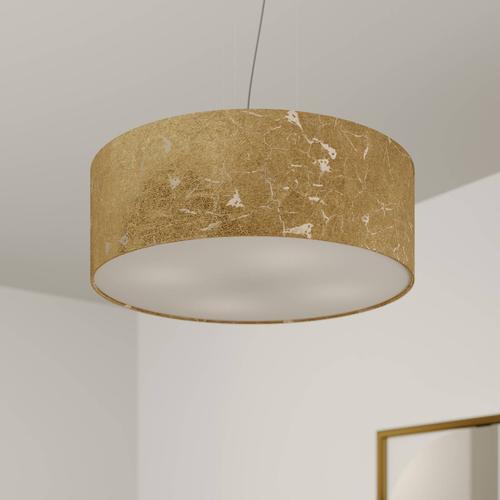 Pendelleuchte Aura gold 50 cm Durchmesser 4-fl.