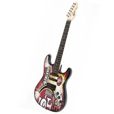 San Francisco 49ers Woodrow Guitar NorthEnder