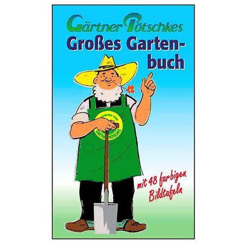 Großes Gartenbuch