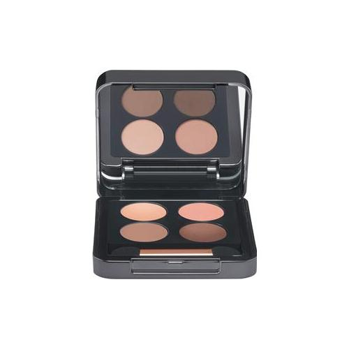 BABOR Make-up Augen Eye Shadow Quattro Nr. 01 Warm 6 g