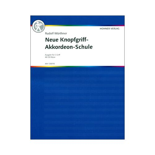Hohner Knopfgriff-Accordion-Schule