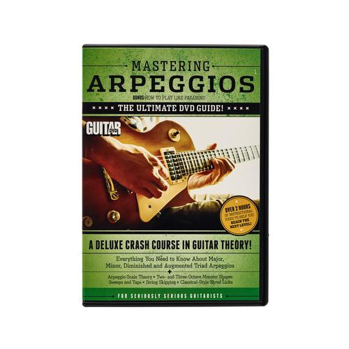 Guitar World Mastering Arpeggios