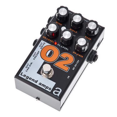 AMT O2 Legend II Series Pre Amp