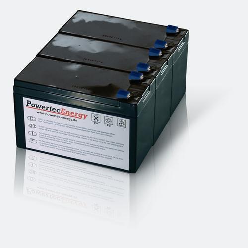 Batteriesatz für Effekta MKD 700 RT