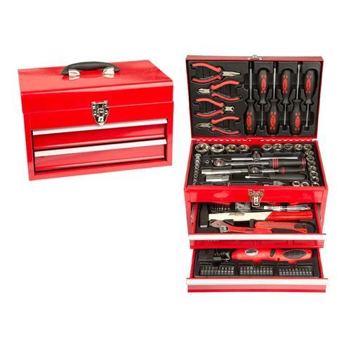 Werkzeugbox Mit Sortiment | Mannesmann