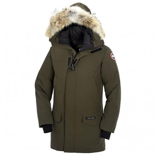 Canada Goose - Langford Parka - Mantel Gr M schwarz