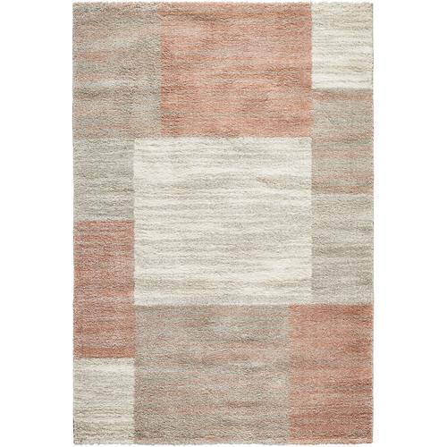 Teppich mit Pastellfarben