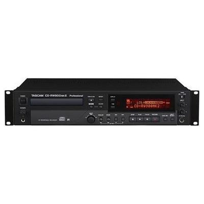 Tascam CD-RW900MKII Professional CD Recorder CDRW900MKII