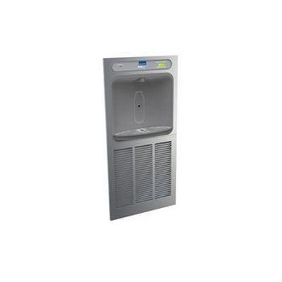 Elkay LZWSM8PK N/A EZH2O EZH2O Fully Recessed Refrigerated Bottle Filler with Hands-Free Operation,