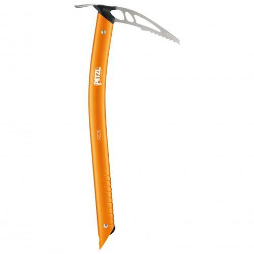 Petzl - Ride - Eispickel orange