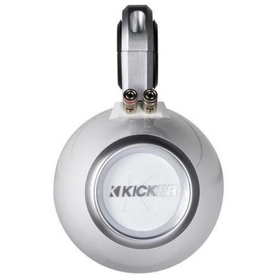 """Kicker - KM-Series Enclosures for Kicker 6.5"""" Speakers (2-Pack) - Black"""