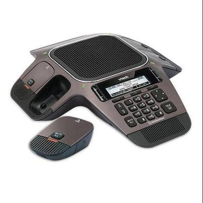 Vtech Vtech VCS754 ErisStation Conference Phone with 4 Wireless Microphones VoIP and Device