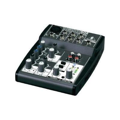 Konsolen-Mischpult XENYX 502 Anz...
