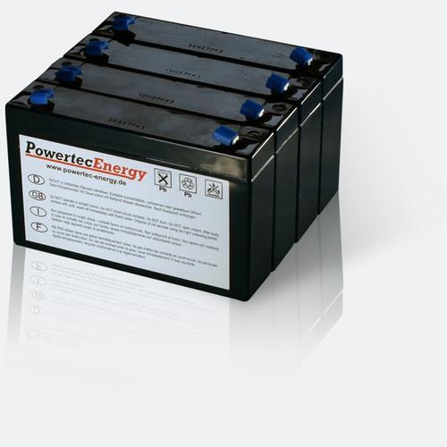 Batteriesatz für CyberPower Office OR1500ELCDRM1U