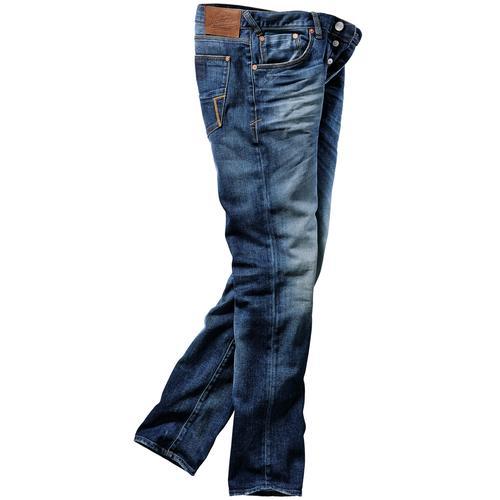 Herrlicher Herren Trade Jeans blau 31/32, 31/34, 32/32, 32/34, 33/32, 33/34, 34/32, 34/34, 36/32, 36/34, 38/32, 38/34