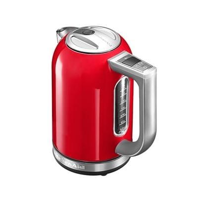 Bouilloire électrique rouge Kitc...
