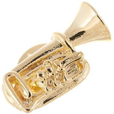 Art of Music Pin Tuba
