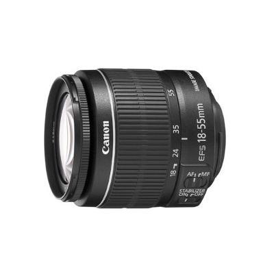 Objectif EF-S 18-55 mm f/3,5-5,6...