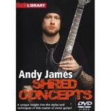 Andy James - Shred Concepts/Lick...
