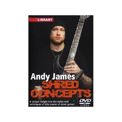 Andy James -...