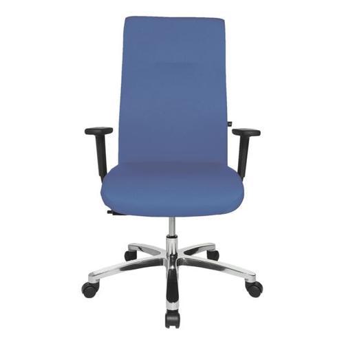 Schwerlast-Bürostuhl »Big Star 20« mit Armlehnen blau, Topstar