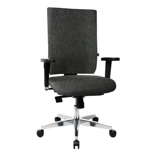 Bürostuhl »Premium« mit Armlehnen grau, OTTO Office Premium