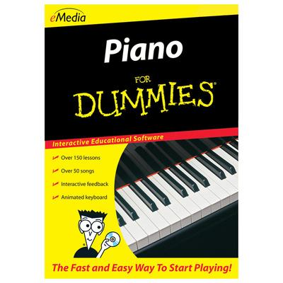 Emedia Piano For Dummies - Win