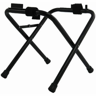 Wide Stadium Chair Legs Black