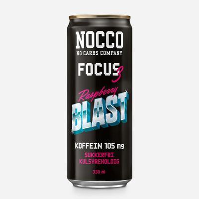 Nocco - No Carbs Company Nocco Focus