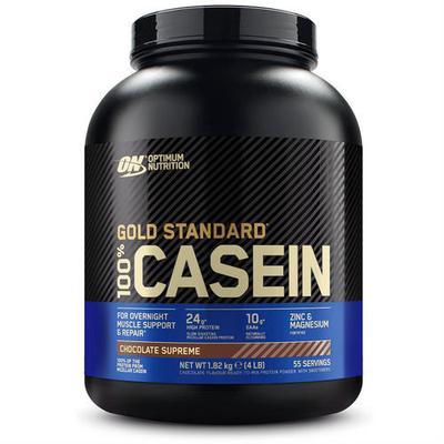 Optimum Nutrition Protéine à absorption lente : Gold standard 100% Caseine