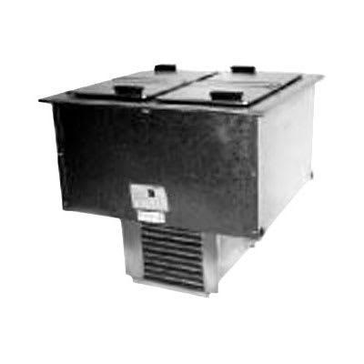 "Delfield N227P 30"" Drop In Ice Cream Freezer w/ 12 Tub Capacity, 115v"