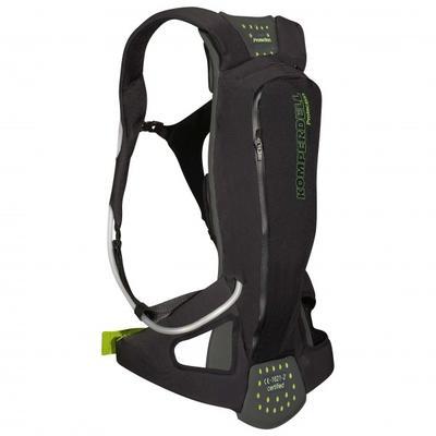 Komperdell - Litepack - Protektor Gr L schwarz