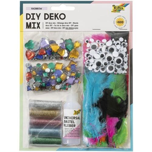 Deko-Mix-Bastelset, folia