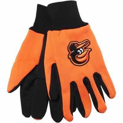 """WinCraft Baltimore Orioles Utility Gloves"""