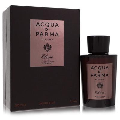 Acqua Di Parma Colonia Ebano For Men By Acqua Di Parma Eau De Cologne Concentree Spray 6 Oz