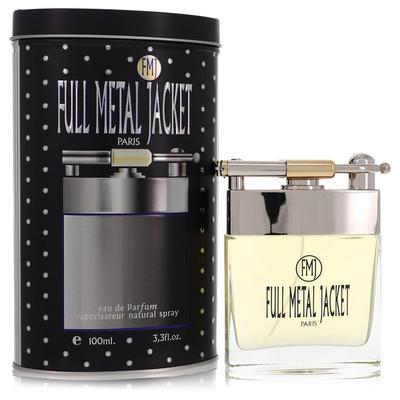 Full Metal Jacket For Men By Parisis Parfums Eau De Parfum Spray 3.4 Oz