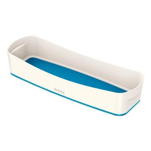 Aufbewahrungsschale »MyBox 5258« länglich blau, Leitz, 30.7x5.5x10.5 cm